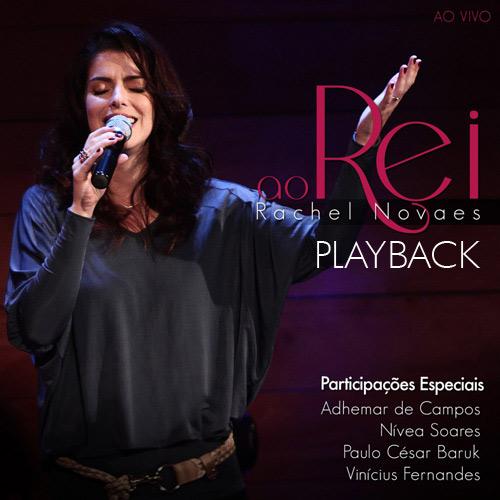 CD Ao Rei - Playback