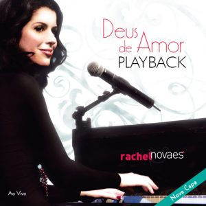CD Deus de Amor - Playback