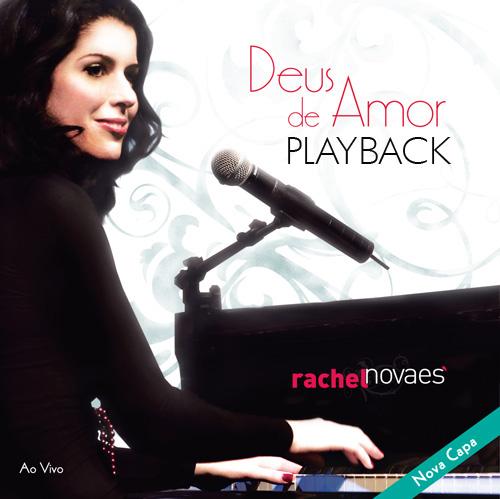 CD Deus de Amor - Playback
